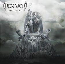 "CREMATORY ""Monument"" CD 2016 German Gothic Metal; darkseed evereve lake of tears"