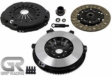 GRIP US STAGE 2 CLUTCH KIT & CHROMOLY RACE FLYWHEEL 92-95 BMW 325 325i 325is E36