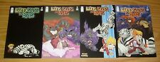 Lions, Tigers and Bears #1-4 VF/NM complete series - all ages set - 2005 image