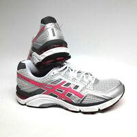 Asics Gel Fortitude 6 Women Damen Laufschuhe weiss pink silber Gr UK 11 Eur 46