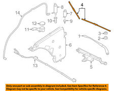 BMW OEM 12-15 328i Wiper Arm-Front Blade 61612241375