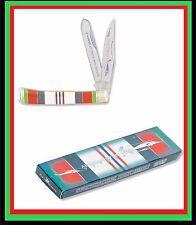 Afghanistan War Veterans Vet Trapper pocket knife Nice Gift Free Shipping USA
