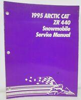 1994 Arctic Cat EXT 580 Snowmobile Service Repair Manual #2255-006