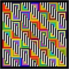 """QUELLE SURPRISE - 90"""" - Pre-cut Quilt Kit by Quilt-Addicts Queen size"""