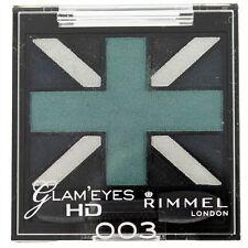 Rimmel Glam'Eyes HD Quad Eye Shadow - 003 Royal Blue