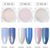 Mirror Diamond Pearl Powder Shimmer Mermaid Nail Glitter Pigment Glitter Dust