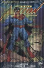 SUPERMAN ACTION COMICS DELUXE EDITION OZ EFFECT HC REBIRTH SEALED