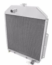 1948 1949 1950 1951 1952 Ford F Series Pickup Truck 2 Row DR Radiator (Chevy V8)