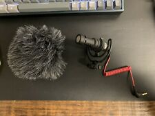 Rode Video Micro Compact On Camera Microphone