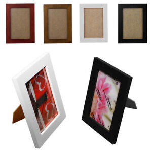 Wooden Wall Hanging Photo Frame Set Wall Decoration Picture Valentine's Day Acce