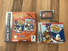 Game Boy Advance:    SONIC PINBALL PARTY + SONIC BATTLE