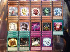 Yugioh Tournament Ready To Play Budget Duston 40 Card OTK Deck Goblin King House