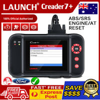 Engine Scan Tool Car Fault Diagnostic Reader OBDII OBD2 Scanner Code Reader ABS