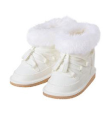 Crazy 8 Faux Fur Trim Toddler Girls Boots Size 8 NEW with tags