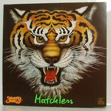 LP Saragossa Band  Matchless  Ariola 1980 mit Poster