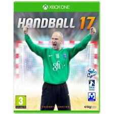 Pal version Microsoft Xbox One Handball 17