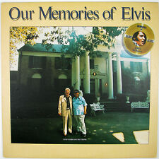 ELVIS PRESLEY Our Memories Of Elvis LP 1979 POP NM- NM-