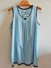Womens Plus Size 1X Clothes Soft Pretty Floral Nightgown NWT $50 Ellen Tracy