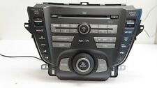 09 10 11  Acura TL AM FM 6 CD Radio Player Receiver OEM 39100-TK4-A000 1BB0