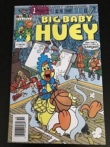 Big Baby Huey #1 - Harvey Comics, October 1991 - Warren Kremer, As pictured #A