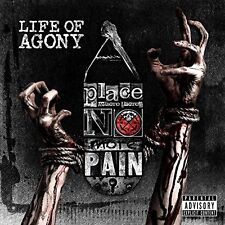 LIFE OF AGONY - A PLACE WHERE THERE'S NO MORE PAIN (BLACK VINYL)  VINYL LP NEU