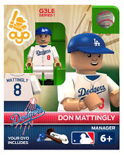 Don Mattingly oyo Los Angeles Dodgers Major League Baseball G3