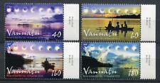 Vanuatu 2012 soli tenebre Solar Eclipse post FRESCHI MNH
