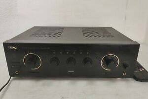 TEAC A-R600 Stereo Amplifier + Remote - Vintage Audio - HiFi Separates