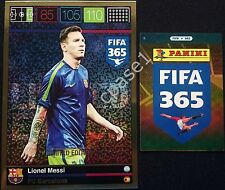 XXL Limited - Lionel Messi / FC Barcelona - Panini Adrenalyn XL FIFA 365