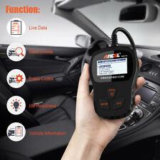 Universal AD210 OBDII 2 Car Code Reader reset engine Analyzer Diagnostic Tool