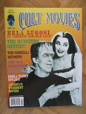CULT MOVIES MAGAZINE #16  VERY FINE/NEAR MINT (E13)