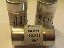 60LR85 FUSE 60 AMP 57 x 30 x 16mm  60A House Service Mains Cut out Fuse