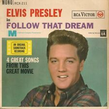 Elvis Presley EP 45RPM Speed Music Records