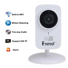Eyoyo Mini Portable WiFi SD CCTV Wireless IP Camera HD 720P Audio Baby Monitor