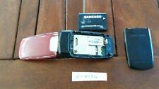 Téléphone portable SAMSUNG C260 à Clapet-mobile phone-free port international!