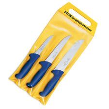 Dick Messer Set ErgoGrip Kochmesser Fleischermesser Blockmesser Ausbeinmesser