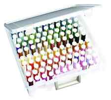 New Sewing Box Satchel+Removable Thread Tray Storage Organize Spool Quilting .