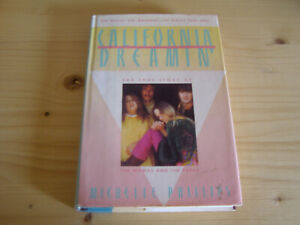 California Dreamin' Book Hardcover 1986