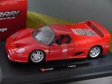 1/24 Burago Ferrari F50 rot 260102