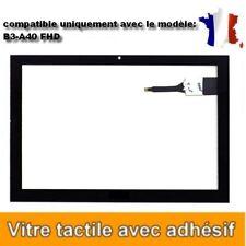 """Vitre tactile pour ecran tablette Acer ICONIA ONE 10"""" B3-A40FHD-K4BX  NOIR"""