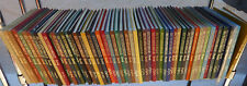 69 ISSUES OF AUTOMOBILE QUARTERLY HARD COVER 1962-LATE 60'S
