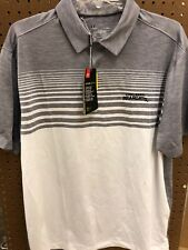 Under Armour Golf Shirt Cincinnati Bearcats White Gray Large