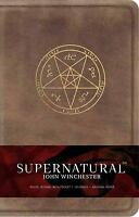 Supernatural: John Winchester Hardcover Ruled Journal (Hardback or Cased Book)