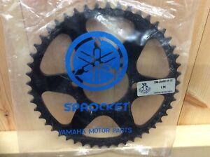 Yamaha Rear Sprocket # 2A6-25449-10-33 (18L-25449-20) (DT125 DT175 MX175 RT180)