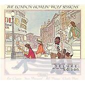 Howlin' Wolf - London Sessions DELUXE EDITION 2 CD 15 BONUS TRACKS  NEAR MINT