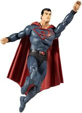 Mcfarlane DC Multiverse Red Son Superman 7-Inch Action Figure ******IN STOCK