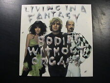 BWO Bodies Without Organs LIVING IN A FANTASY European Import 2-trk CD Single