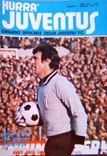 HURRA JUVENTUS=N°1 1979=POSTER BETTEGA=DINO ZOFF=OTTAVIA PICCOLO=NICOLO CAROSIO