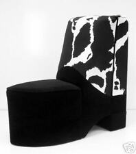 Cowboy Boot Chair for Boys