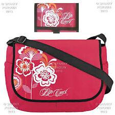 RIPCURL ROSE SATCHEL BAG FREE WALLET MESSENGER DISPATCH FLIGHTFALL WOMENS GIRLS